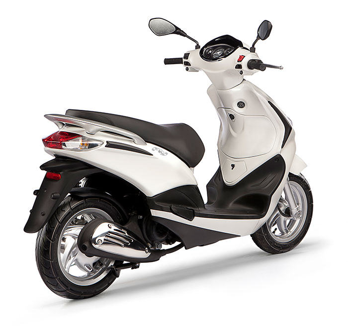 Piaggio Fly 150 (USA) technical specifications